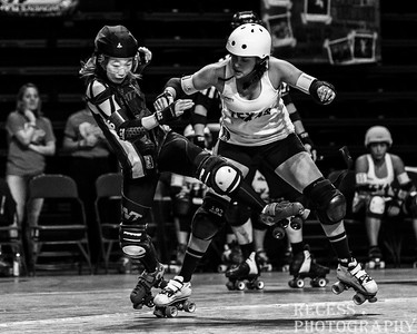 WFTDA 2017 Championships - Game 7 - Texas vs Gotham ©Keith Bielat
