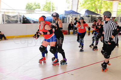 Day 2 - Sac City Rollers vs Tuscon Roller Derby