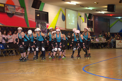 20140222 Queen City Roller Girls
