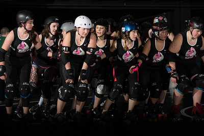 Queen City Roller Girls 2016
