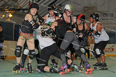 MBDD vs SVRG Scrimmage - Feb 15th, 2015
