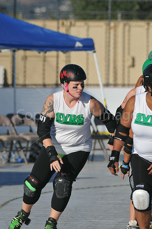SVRG Cyber Ounks vs SVRG Tech Giants - 24 August 2014