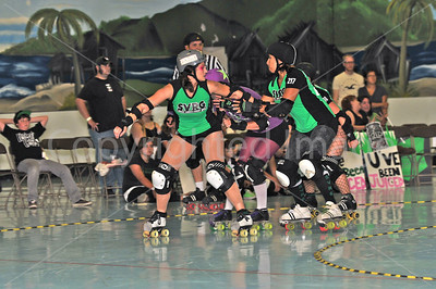 SVRG Killabytes vs Undead Bettys - 20 Aug 2011