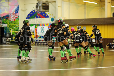 SVRG vs Port City by Ryan Hetzel - 24 Oct 2009