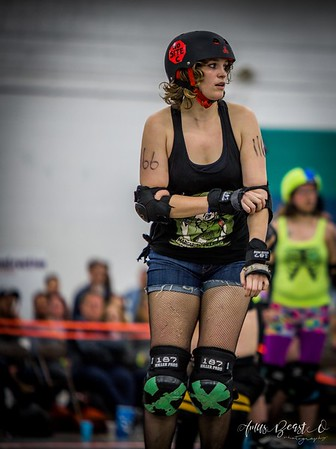 Eves of Destruction Roller Derby League