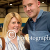EEEjob 28/05/2016  SPORT/SOCIAL Pictured at the Roller Derby held in Little Island, l - r Holly O'Byrne from Kerry and Colm O'Sullivan from Cork. Picture: Andy Jay