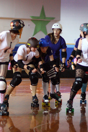 Roller Derby-Father's DayTournament