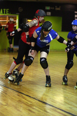 April Scrimmage with Grave Danger