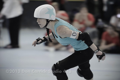 Reading Derby Girls St. Patty's Day Pummel