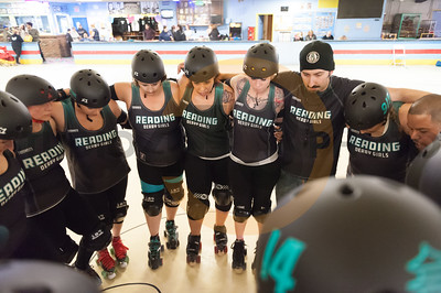 2018 Reading Derby Girls