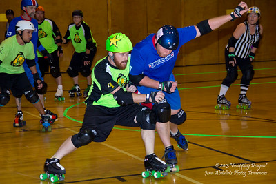 AZMD The Sting vs Danger Zone 5-10-2013