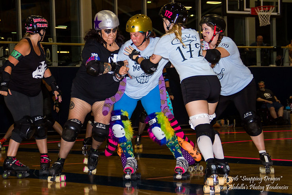 AZRD Battle of the Mad Alices 7-2016