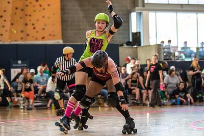 AZRD Skate Riot Project v Surly Gurlies 6-2018