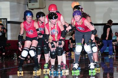 88's vs Quad City Rollers (06-21-14)