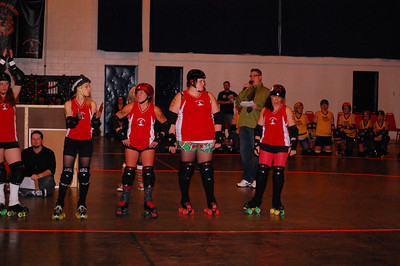EIO vs D3's Crash Test Dolls (12-10-11)