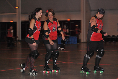 EIO vs Quad City Rollers (11-20-10)