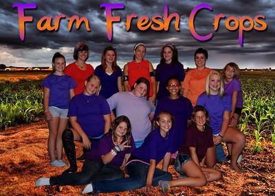 Farm Fresh Crops
