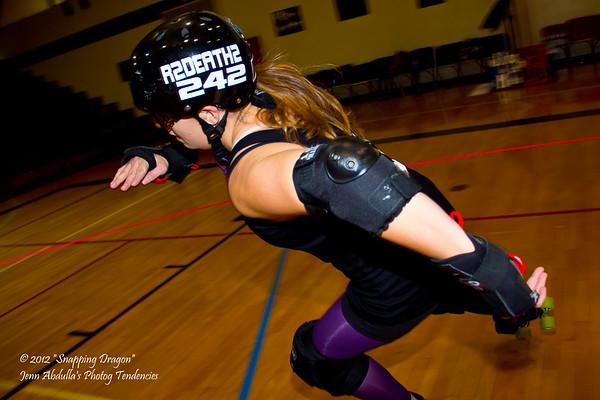 Roller Derby - Pre 11-2012