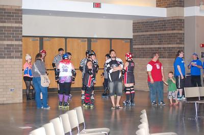 QCR vs Cedar Valley Derby Divas (09-24-11)