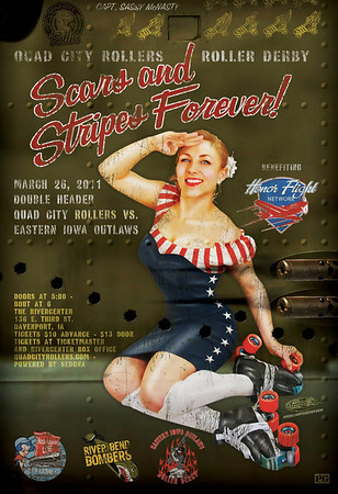 QCR vs Eastern Iowa Outlaws (03-26-11)