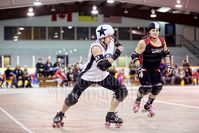 Roller Derby Action Shots - Juniors