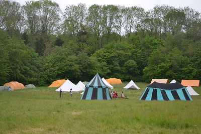 Telt-lejren
