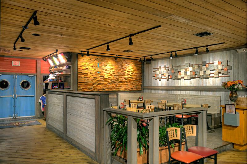 Funky Pelican Restaurant