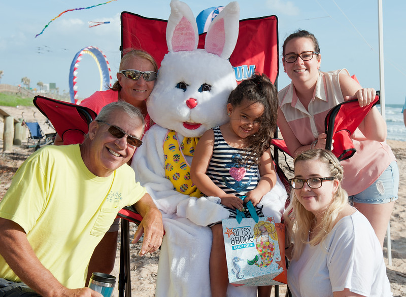 Easter Bunny Charity Event