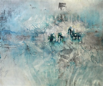 Aquatint-Carney, 60x50 on canvas