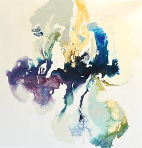 "Environmental-Hibberd, 40""X40"" painting on canvas JPG"