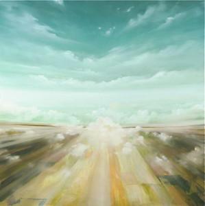 Scape 316-Haxton, 40x40 canvas