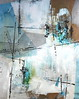 Pinwheel-Carney, 40x50 on canvas
