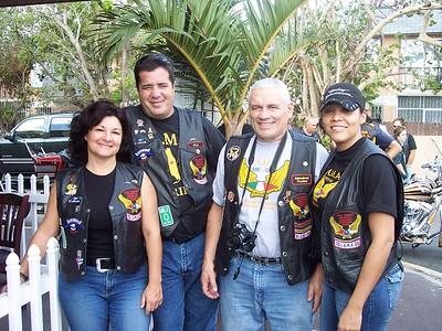 Miriam, Jose, Mario, Iris