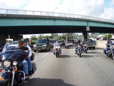 Highway 836 East