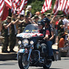Rolling Thunder Motorcycle Rally, Washington, DC, May 25, 2008.