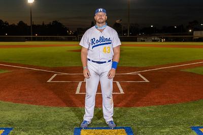 NCAA Baseball: Rollins Host Florida Tech