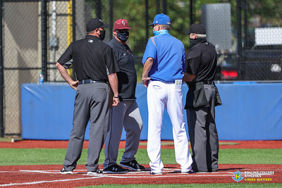 NCAA Baseball: Rollins Host Florida Tech