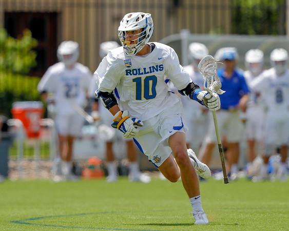 NCAA Men's Lacrosse: Rollins Defeat Palm Beach Atlantic