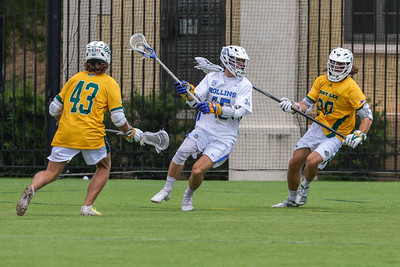NCAA Men's Lacrosse: Rollins Host Saint Leo