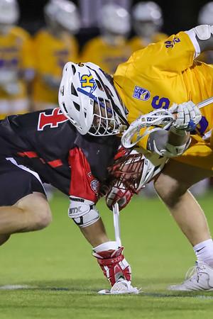 NCAA Men's Lacrosse: Rollins Host Tampa