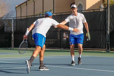 NCAA Men's Tennis: Rollins Host Bates