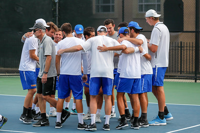 NCAA Men's Tennis: Rollins Host Bates