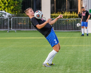 NCAA Mens Soccer: Florida Tech at Rollins