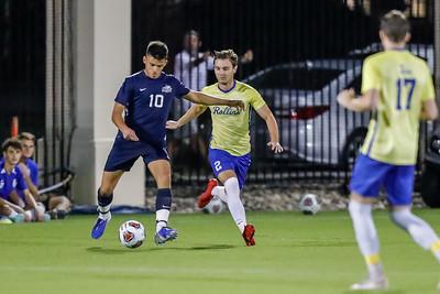 NCAA Mens Soccer: Nova Southeastern at Rollins