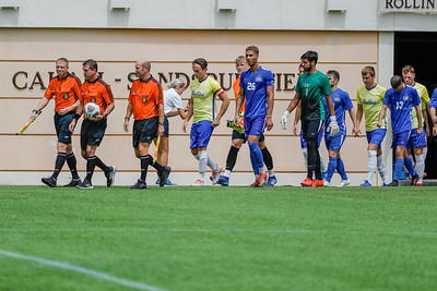 NCAA Mens Soccer: West Florida University at Rollins