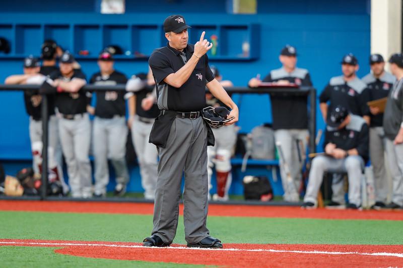 NCAA Baseball: Rollins Host Lenoir-Rhyne
