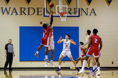 NCAA Men's Basketball: Rollins Host Florida Southern