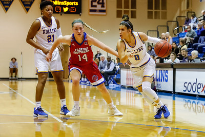 NCAA Women's Basketball: Rollins Host Florida Southern