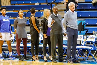 NCAA Women's Basketball: Rollins Host Florida Southern