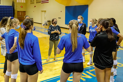 NCAA Volleyball: Tampa at Rollins